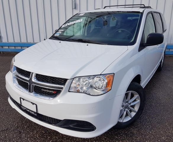 2019 Dodge Grand Caravan SXT *STOW N GO*