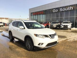 Used 2016 Nissan Rogue SL, LEATHER, NAVIGATIO, AWD for sale in Edmonton, AB