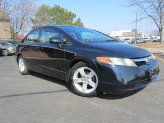Used 2006 Honda Civic LX for sale in Mississauga, ON