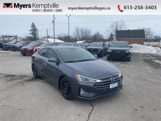 Used 2020 Hyundai Elantra Luxury for sale in Kemptville, ON