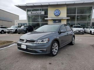 Used 2018 Volkswagen Golf Highline 4dr FWD Hatchback for sale in Burlington, ON