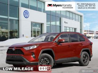 Used 2019 Toyota RAV4 AWD XLE  - Sunroof - Low Mileage for sale in Kanata, ON