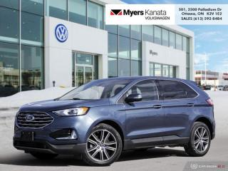 Used 2019 Ford Edge Titanium AWD for sale in Kanata, ON