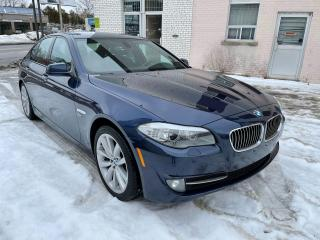 Used 2011 BMW 5 Series 535i xDrive for sale in Toronto, ON