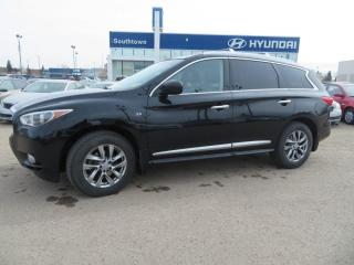Used 2015 Infiniti QX60 QX60/3.5 7 PASS/LEATHER/SUNROOF/AWD for sale in Edmonton, AB