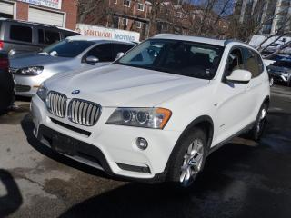 Used 2011 BMW X3 28i for sale in Scarborough, ON