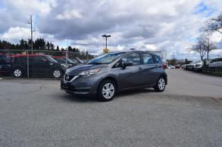 Used 2018 Nissan Versa Note S for sale in Coquitlam, BC
