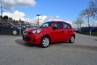 Used 2019 Nissan Micra S for sale in Coquitlam, BC
