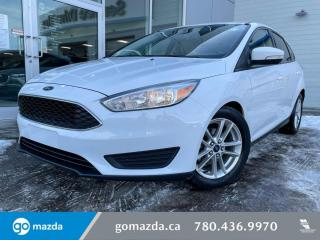 Used 2016 Ford Focus SE- CLOTH, HEATED SEATS, BLUETOOTH , POWER OPTIONS for sale in Edmonton, AB