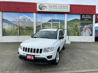 Used 2012 Jeep Compass Sport for sale in Campbell River, BC
