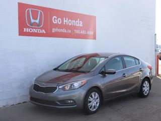 Used 2014 Kia Forte EX AUTO NO ACCIDENTS for sale in Edmonton, AB