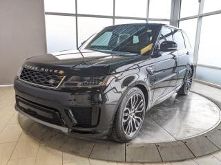 Used 2019 Land Rover Range Rover Sport HSE Td6 - One Owner! for sale in Edmonton, AB