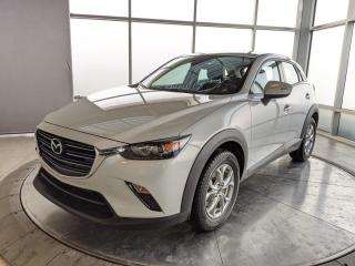 Used 2019 Mazda CX-3 GS for sale in Edmonton, AB