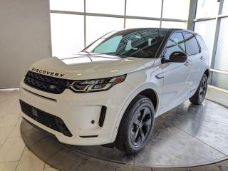 New 2021 Land Rover Discovery Sport R-Dynamic S for sale in Edmonton, AB