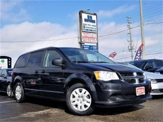 Used 2014 Dodge Grand Caravan Caravan |  SXT | Certified for sale in Brampton, ON