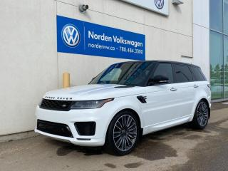 Used 2019 Land Rover Range Rover Sport Autobiography Dynamic - Massage Seats/Carbon Fiber Trim/No Accidents for sale in Edmonton, AB