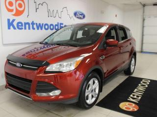 Used 2015 Ford Escape SE   4WD   200a Pkg   Reverse Camera   One Owner Trade for sale in Edmonton, AB