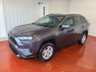 Used 2020 Toyota RAV4 Hybrid LE AWD for sale in Pembroke, ON