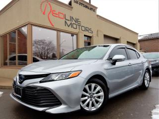 Used 2018 Toyota Camry LE Hybrid.Camera.ToyotaSense.OneOwner.NoAccidents for sale in Kitchener, ON