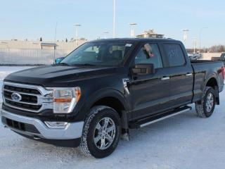 New 2021 Ford F-150 XLT | 4x4 | 3.5L Ecoboost | XTR | Chrome Running Boards | Trailer Tow for sale in Edmonton, AB