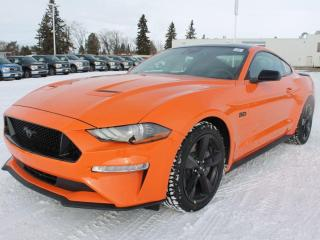 New 2021 Ford Mustang GT Coupe | 5.0 L V8 | GT 460HP | Reverse Camera | Reverse Sensing System | Block Heater Included! for sale in Edmonton, AB