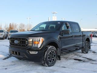 New 2021 Ford F-150 XLT   4x4   302a Pkg   Heated Cloth   SPORT   2.7L V6 for sale in Edmonton, AB
