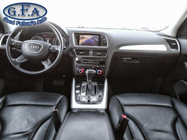 2017 Audi Q5 PROGRESSIV, AWD, PAN ROOF, LEATHER & POWER SEATS