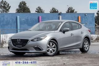 Used 2015 Mazda MAZDA3 GX|Manual|Bluetooth|Steering wheel controls for sale in Bolton, ON