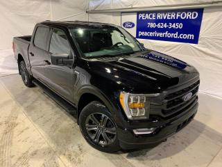 New 2021 Ford F-150 XL for sale in Peace River, AB