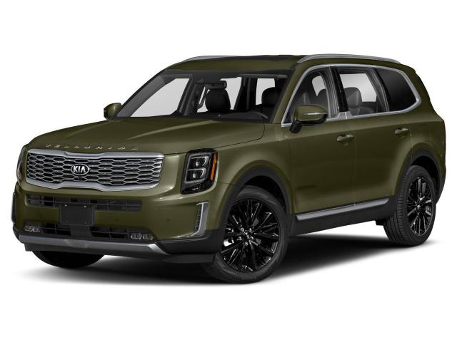 2021 Kia Telluride SX LIMITED- BLACK STYLING