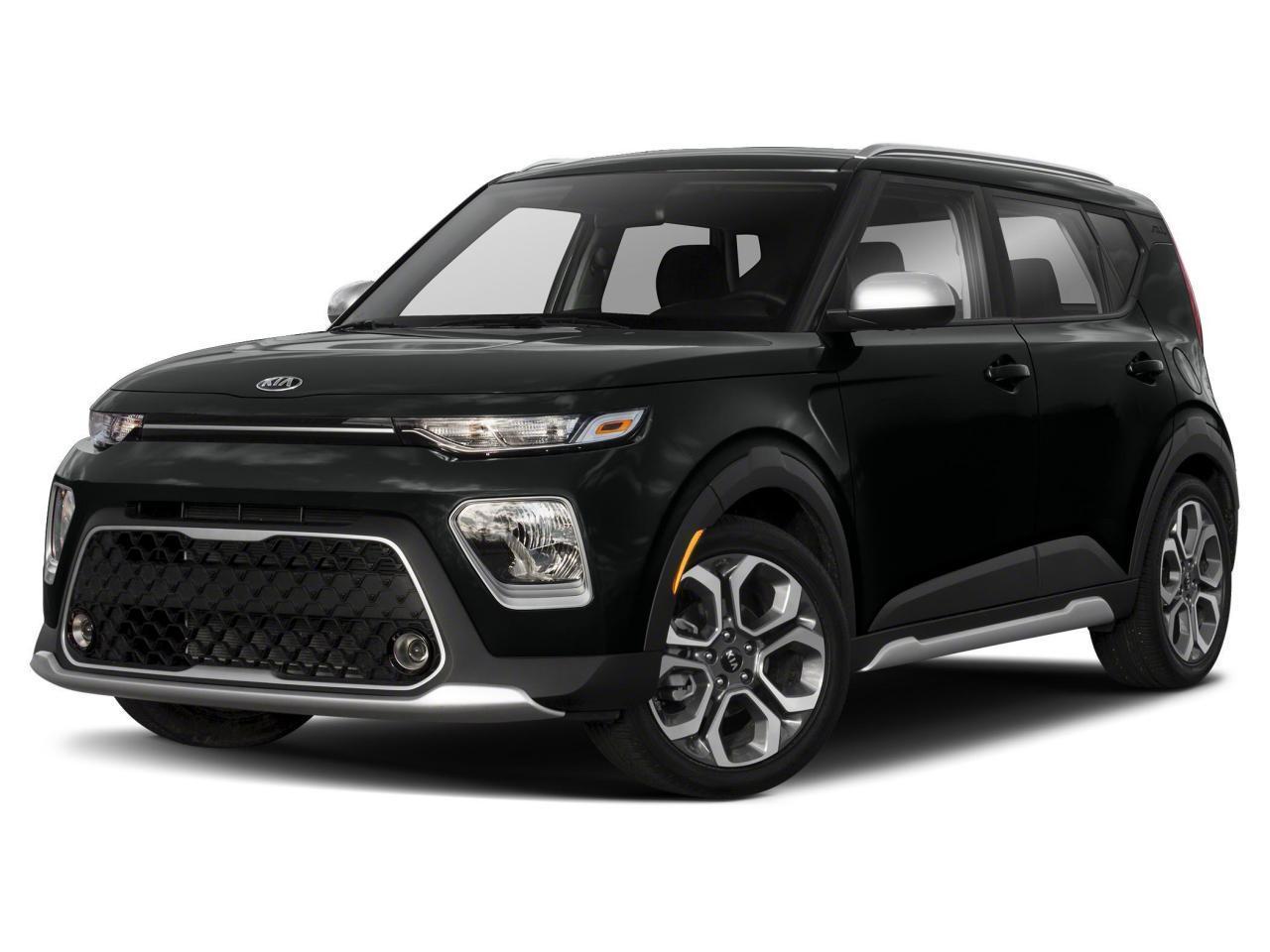 2021 Kia Soul GT-LINE Limited IVT