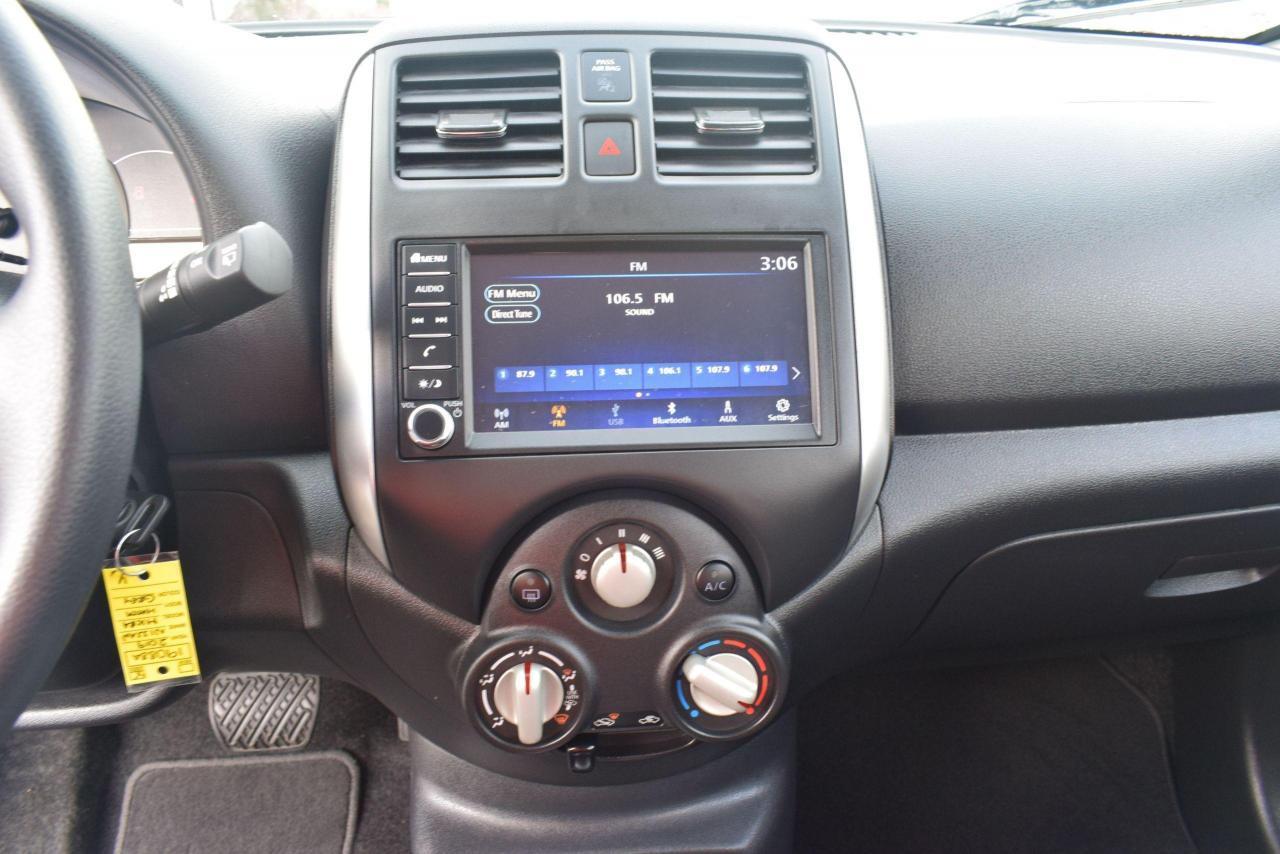 2019 Nissan Micra S