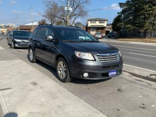 Used 2008 Subaru Tribeca 7-Pass Ltd w/Nav for sale in Scarborough, ON