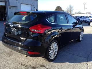 Used 2016 Ford Focus Titanium LEATHER, SUNROOF,NAV, HEATED SEATS!! for sale in Kingston, ON