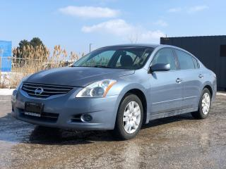 Used 2012 Nissan Altima 2.5 S|Clean Carfax|Low kms| for sale in Bolton, ON