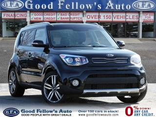 Used 2017 Kia Soul EX PREMIUM, REARVIEW CAMERA, PARKING ASSIST REAR for sale in Toronto, ON