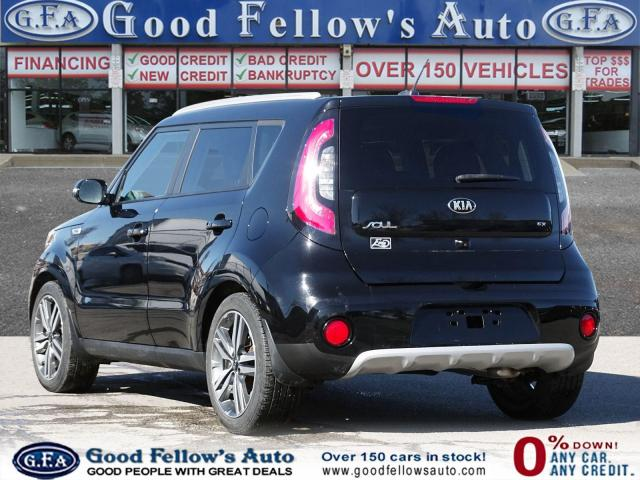 2017 Kia Soul EX PREMIUM, REARVIEW CAMERA, PARKING ASSIST REAR