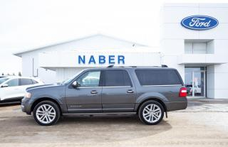 Used 2017 Ford Expedition Platinum for sale in Shellbrook, SK