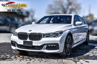Used 2018 BMW 750 i xDrive M SPORT PACKAGE! | DRIVING ASSISTANCE PLUS PACKAGE! PARKING ASSISTANCE PACKAGE! for sale in Bolton, ON