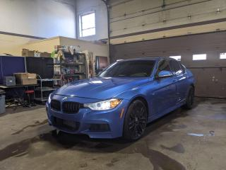 Used 2014 BMW 3 Series Red Int 335ix AWD/M-Performanc/300HP/HK Sound Syst for sale in North York, ON