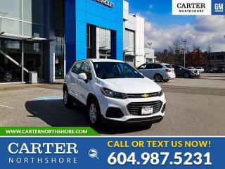 New 2021 Chevrolet Trax LS REAR VIEW CAMERA - BLUETOOTH - SPOILER for sale in North Vancouver, BC