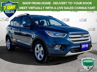 Used 2018 Ford Escape SEL FWD Navi/Roof/Heated Seats for sale in St Thomas, ON