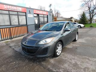 Used 2011 Mazda MAZDA3 GS | Leather | Sunroof | Heated Seats for sale in St. Thomas, ON