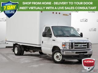 Used 2021 Ford E450 Cutaway | NO ACCIDENTS | CARGO | FORMER DAILY RENTAL | for sale in Barrie, ON
