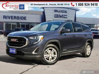 Used 2018 GMC Terrain SLE for sale in Prescott, ON