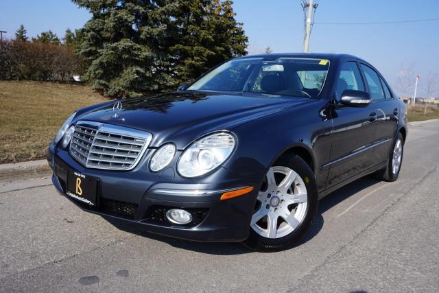 2008 Mercedes-Benz E-Class RARE / BLUETEC / NO ACCIDENTS /LOW KM'S / STUNNING