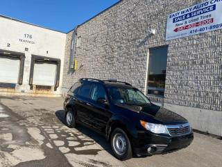 Used 2010 Subaru Forester X Limited for sale in Toronto, ON