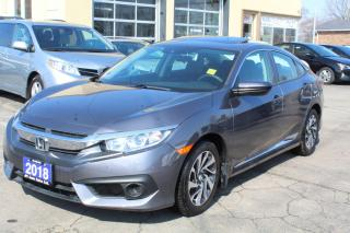 Used 2018 Honda Civic Ex Honda Sensing for sale in Brampton, ON
