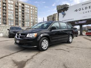 Used 2017 Dodge Grand Caravan CVP/SXT for sale in North York, ON