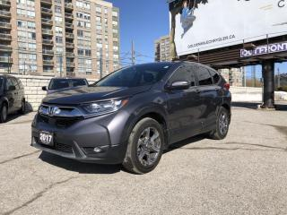 Used 2017 Honda CR-V EX-L for sale in North York, ON